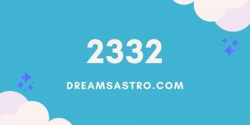 Angel Number 2332: Message from Angels 22